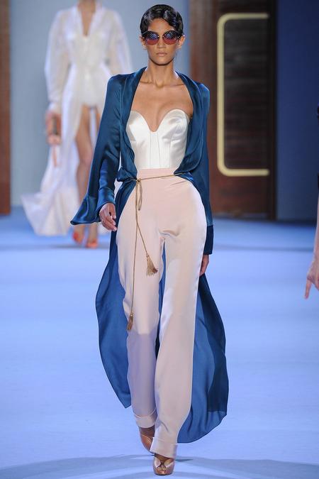 Ulyana Sergeenko, style.com